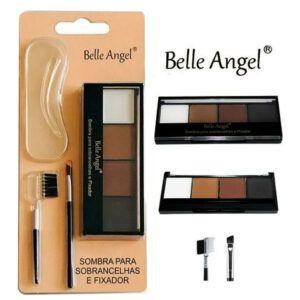 kit para sobrancelha belle angel