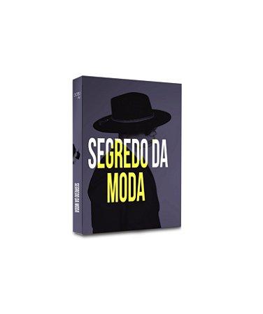 CAIXA LIVRO SEGREDO
