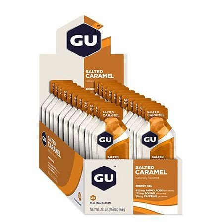GU ENERGY GEL (CX C/ 24)