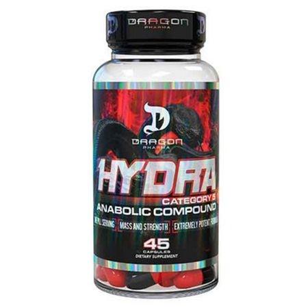 HYDRA DRAGON PHARMA 45 caps