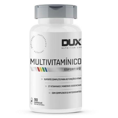 Multivitaminico DUX Nutrition - 90 caps