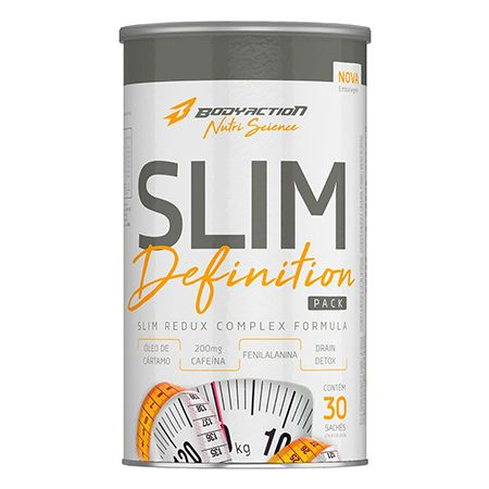 SLIM DEFINITION 30 PACKS - BODY ACTION