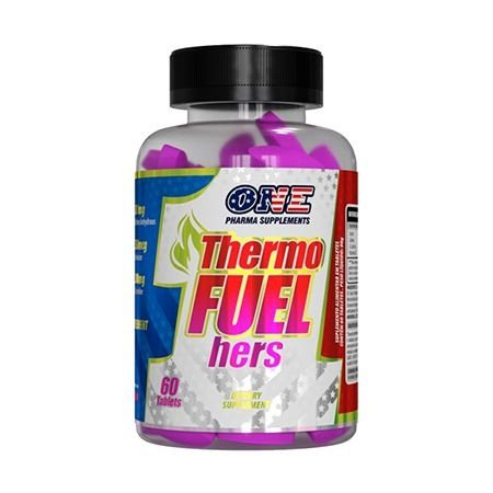 Thermo Fuel Hers - 60 Tabletes - One Pharma Supplements