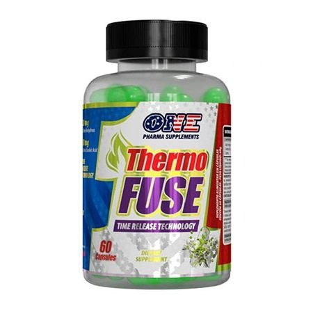 Thermo Fuse - 60 Cápsulas - One Pharma Supplements