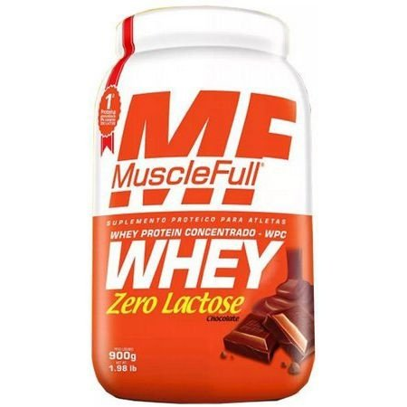 Whey Protein Concentrado - 900g - Muscle Full
