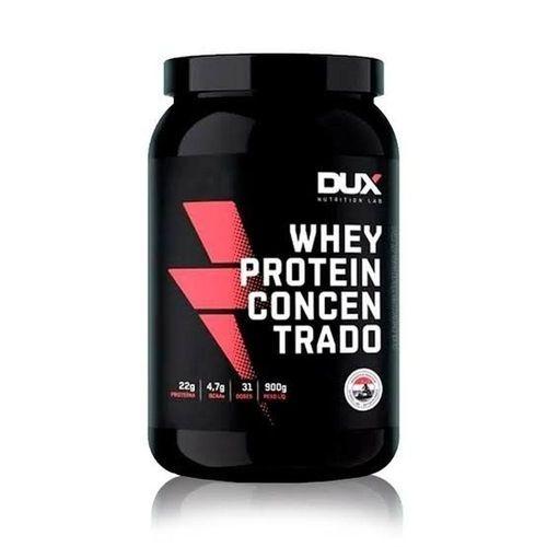 WHEY PROTEIN CONCENTRADO - POTE 900G -  Dux Nutrition