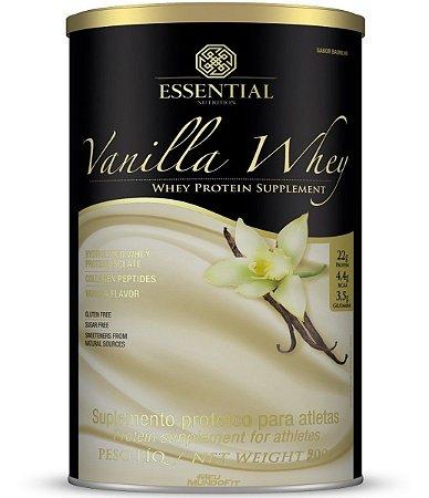 vanilla whey 900g essential