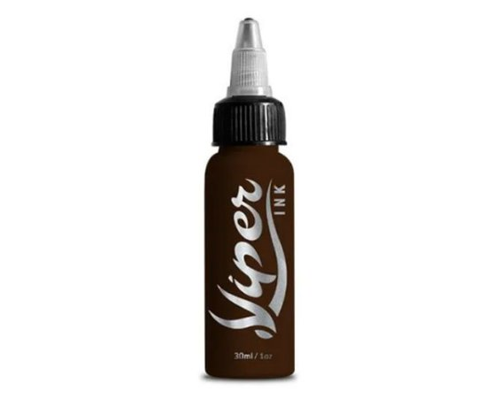 Tinta Viper - Marrom Chocolate 30ml