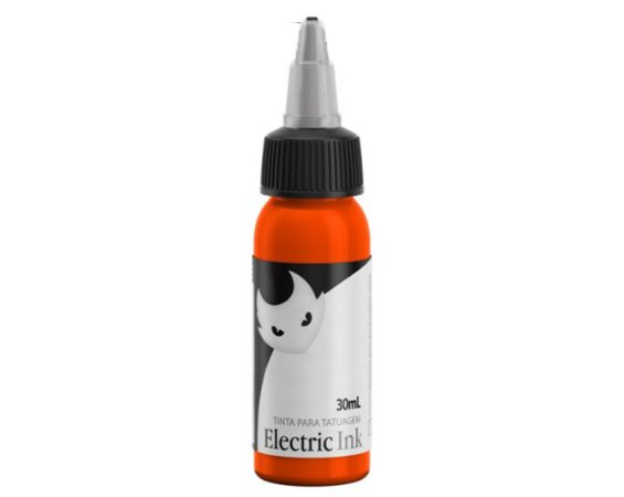 Tinta Electric Ink - Laranja Papaya 30ml