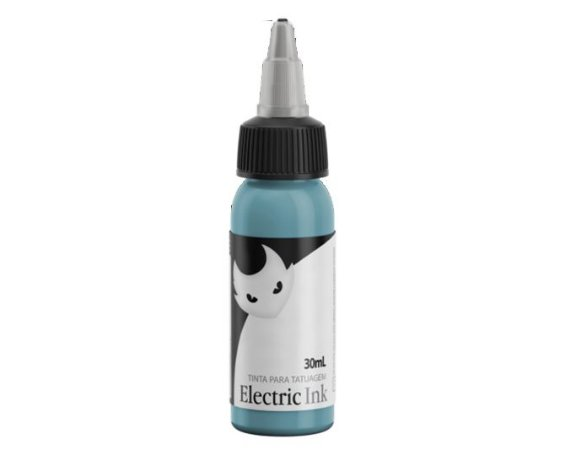 Tinta Electric Ink - Cinza Azulado 1 30ml