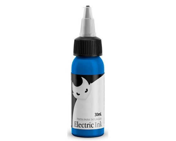 Tinta Electric Ink - Azul Céu 30ml