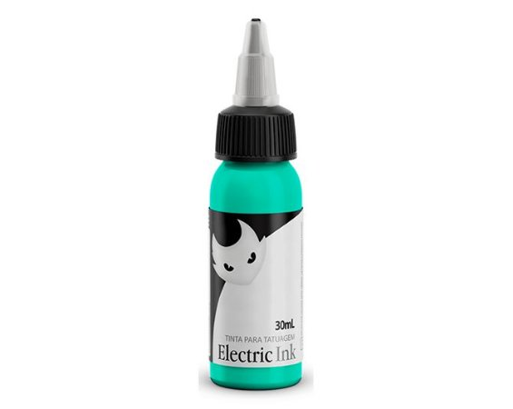 Tinta Electric Ink - Verde Água 30ml