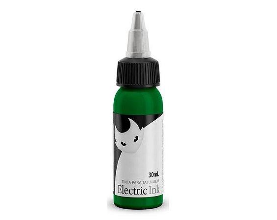Tinta Electric Ink - Verde Folha 30ml