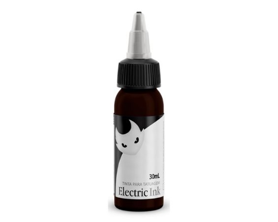 Tinta Electric Ink - Chocolate 30ml