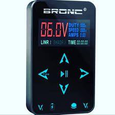 Fonte Digital Luxury 037 - Bronc