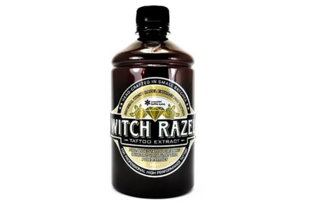 Clean Tattoo Witch Razel Extract 500ml - Amazon