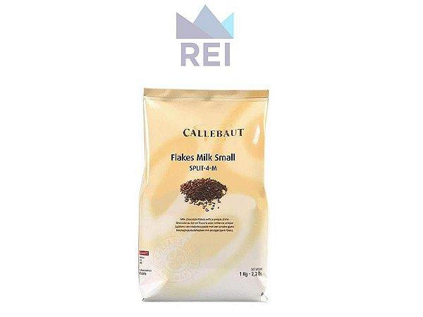 Split 4M Flocos ao Leite Callebaut1kg