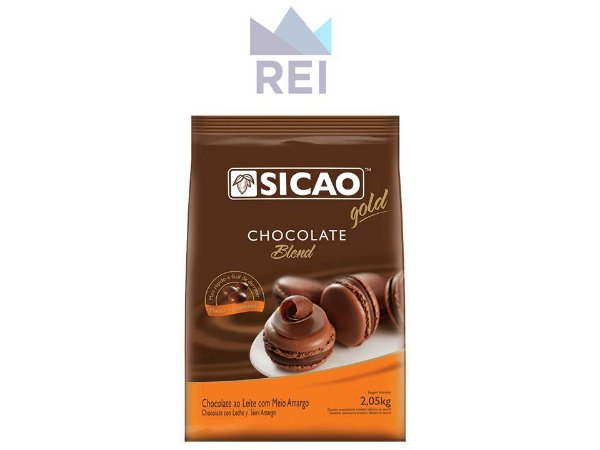 Chocolate Blend em Gotas Sicao 2,05kg