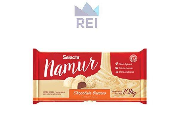 Chocolate Branco em Barra Selecta 1,01kg