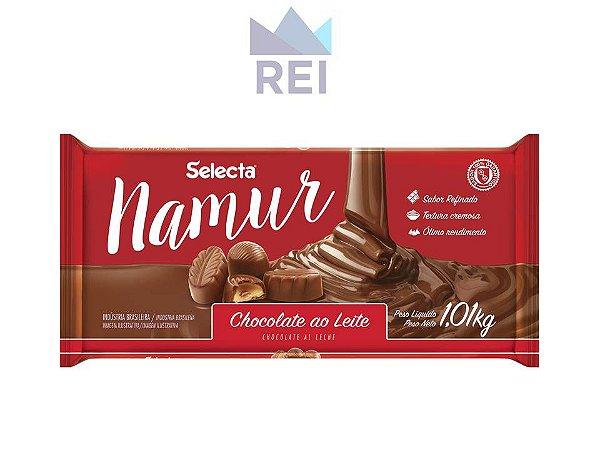 Chocolate ao Leite em Barra Selecta 1,01kg