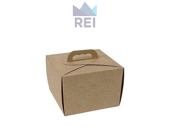 Caixa para Bolo Box Kraft 30cm