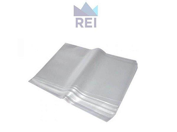 Saco Plástico 20cmx30cm pacote aproximadamente com 1Kg