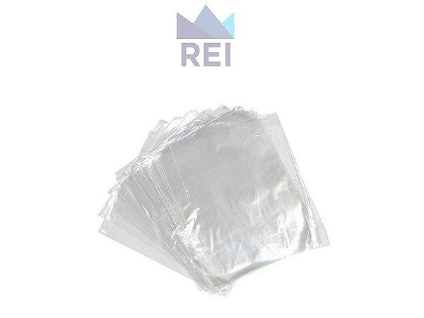 Saco Plástico 50cmx80cm pacote aproximadamente com 1Kg