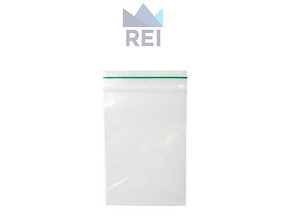 Saco Plástico Zip Nº 11 pacote com 50 unidades Vabene