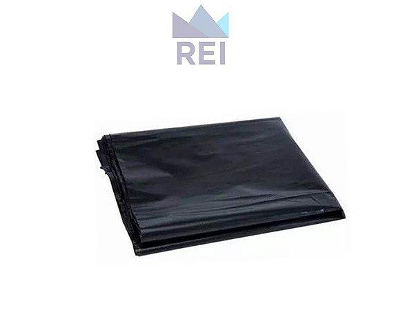 Saco de Lixo preto 200L 4Kg Reforçado com 100 unidades