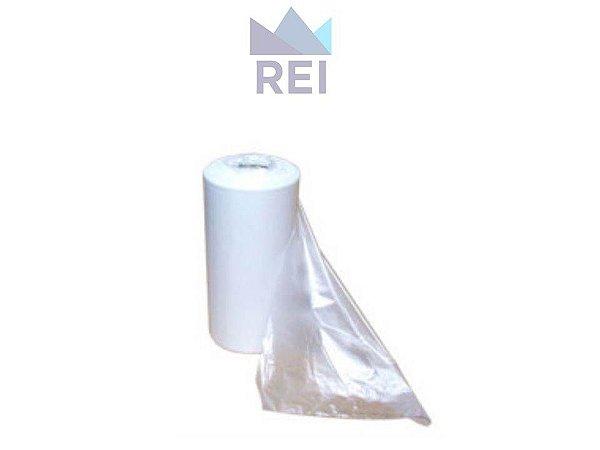 Saco Plástico em Bobina Reforçada 20cmx30cm com 700 unidades