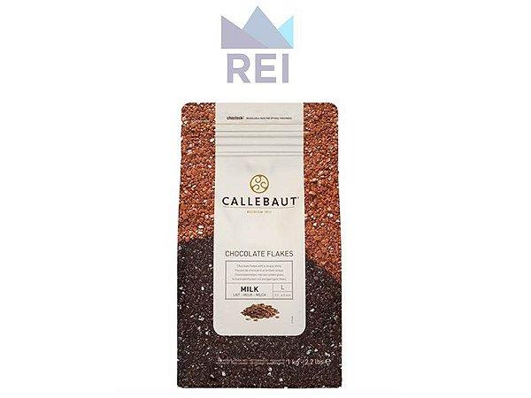 Chocolate Split 9M em Flocos Ao Leite 1Kg Callebaut