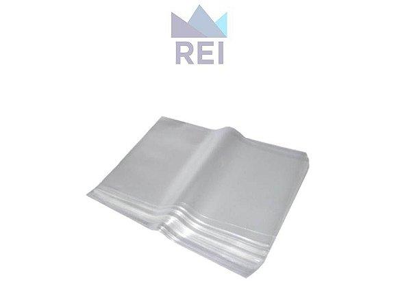 Saco Plástico 13cmx25 Baixa densidade pacote aproximadamente com 1Kg