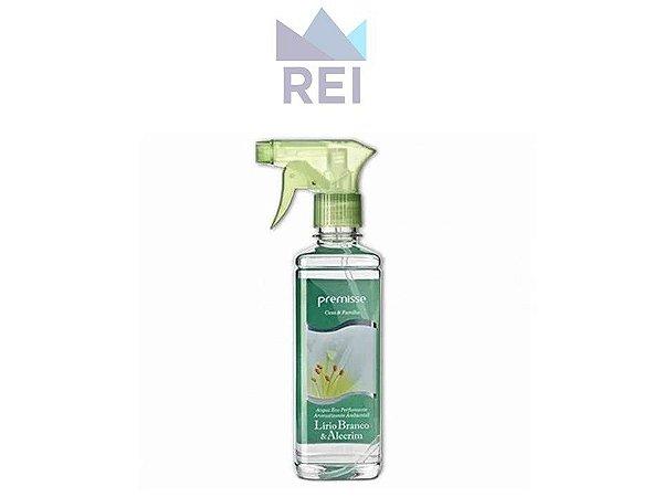 Perfumante para Ambiente Lírio Branco com Alecrim 400ml Premisse