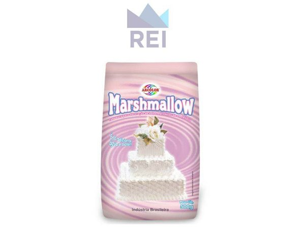 Marshmallow  500g Arcolor