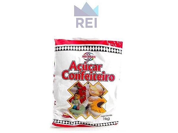Acucar Confeiteiro 1Kg Arcolor 10