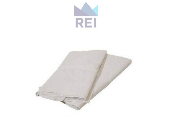 Saco de Lixo Branco 40Lt 1,3Kg com 100 unidades