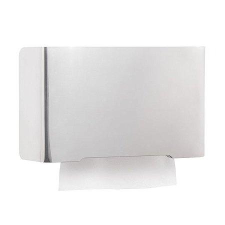 Dispenser de Papel Toalha Select Inox Nobre