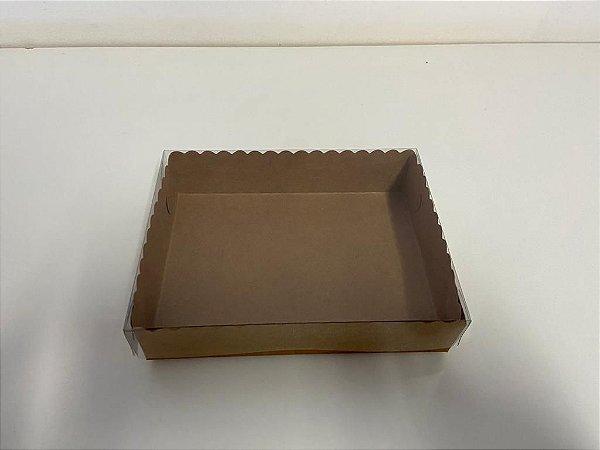 Caixa Kraft Stylus para 12 doces