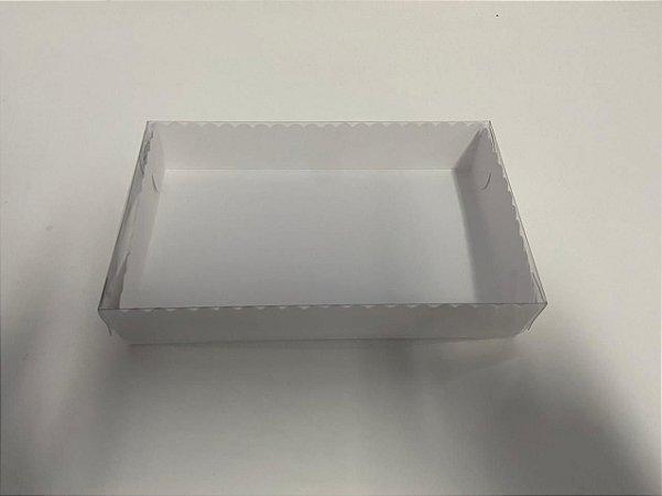 Caixa Branca Stylus para 15 doces