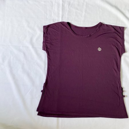 Blusa Poliamida Dry Fit Roxa | REF: 2.2.1113