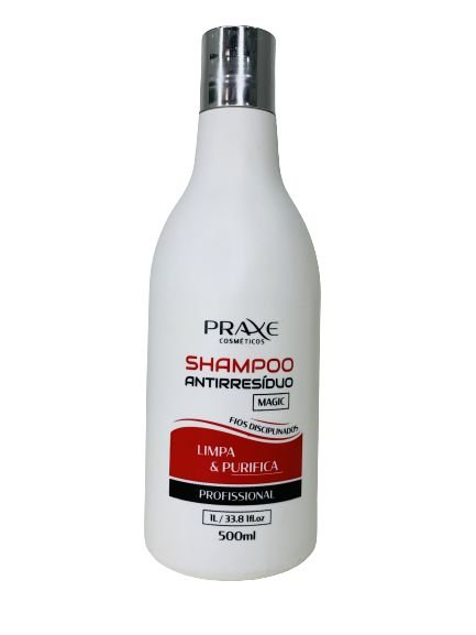 Shampoo Antirresíduo Magic