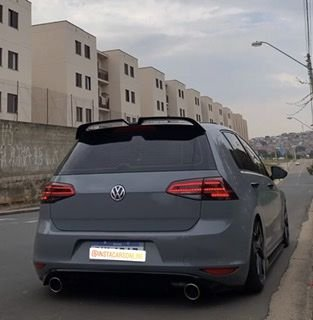 Aerofólio VW Golf TSI Monster