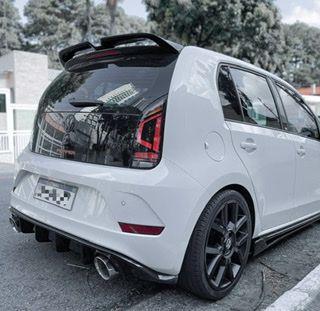 Bodykit VW UP Facelift Black Piano