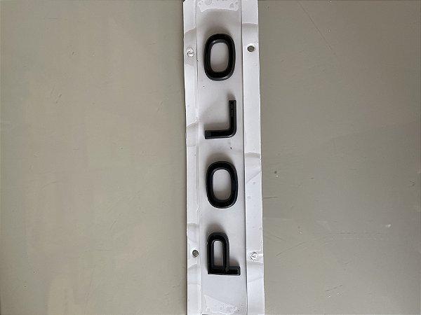 Novas Letras do VW Polo 2022