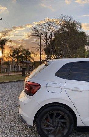 Aerofólio VW Polo Estilo GTI na Cor Carbono