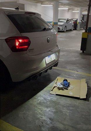 Luz de Led para Placa VW Polo sem erro no Painel