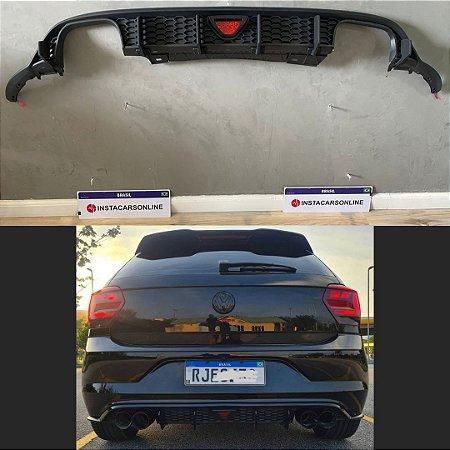 Difusor VW Polo Quad com Breaklight e Barbatanas Instacarsonline