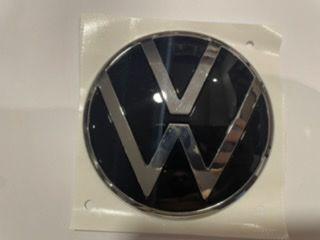 Logo Volks 2021 Traseiro