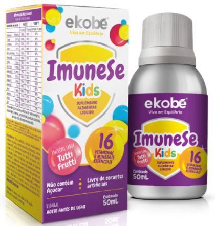 Imunese Kids|Ekobé 50 ml