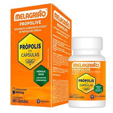 Melagrião Propolive|Catarinense 60 Cáps
